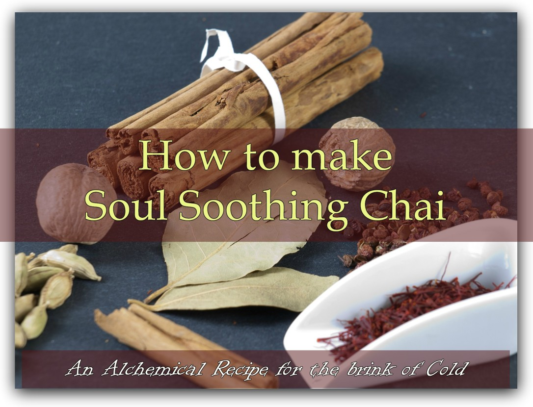 soulsoothing chai